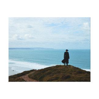 Impressão Em Canvas País Cornualha Inglaterra de Poldark