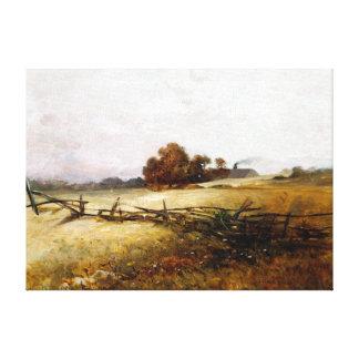 Impressão Em Canvas Paisagem do outono do porteiro de Charles Ethan