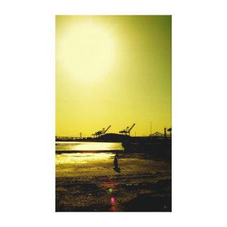 Impressão Em Canvas Parque do porto