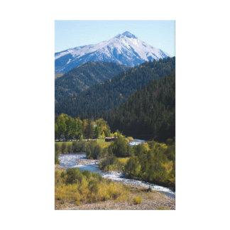 Impressão Em Canvas Passagem de Kebler ao fim de setembro