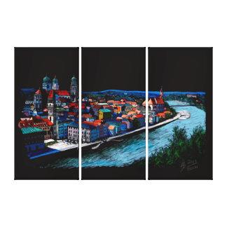 Impressão Em Canvas Passau