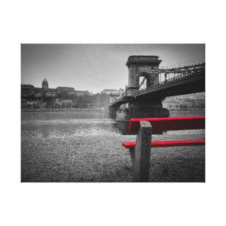 Impressão Em Canvas Ponte Chain