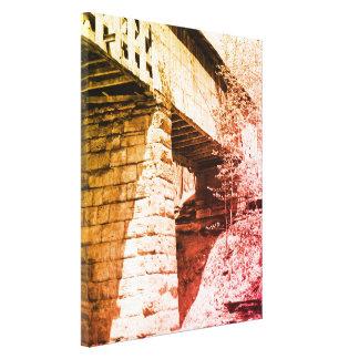 Impressão Em Canvas Ponte coberta
