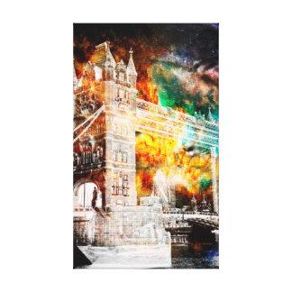 Impressão Em Canvas Respire outra vez sonhos de Londres