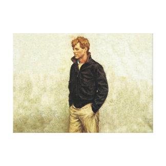 Impressão Em Canvas Robert Francis Kennedy