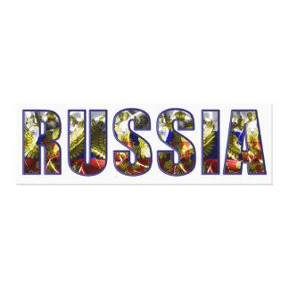 Impressão Em Canvas Rússia