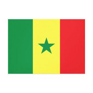 Impressão Em Canvas Senegal