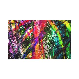 Impressão Em Canvas Sensação tropical de Photoart