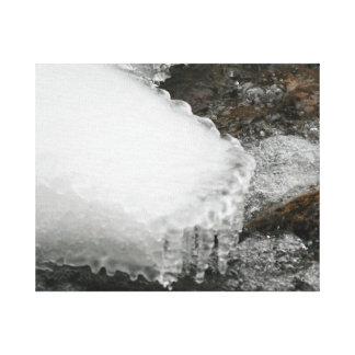 Impressão Em Canvas Sincelos do rio