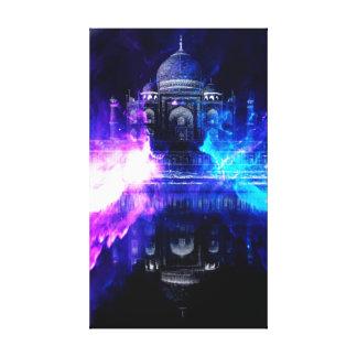 Impressão Em Canvas Sonhos de Amorem Amisi Taj Mahal do anúncio