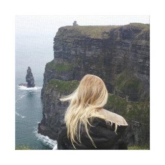 Impressão Em Canvas Sonhos irlandeses