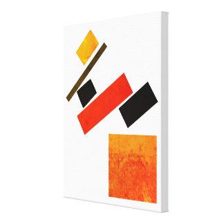 Impressão Em Canvas Suprematism por Kazimir Malevich