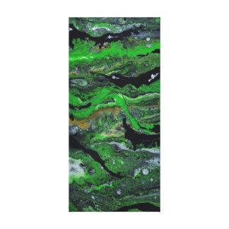 Impressão Em Canvas Terras verdes