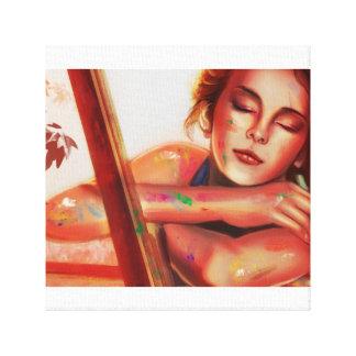 Impressão Em Canvas Trabalhos de arte de Trinetra