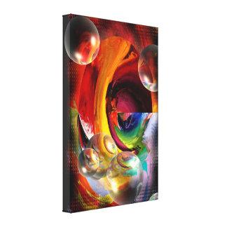 Impressão Em Canvas trabalhos de arte serdar do hizli da arte