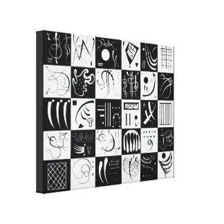 Impressão Em Canvas Trinta por Wassily Kandinsky