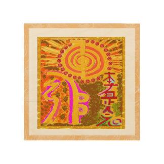Impressão Em Madeira Arte de madeira NAVIN JOSHI das canvas REIKI,