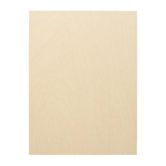 Impressão Em Madeira Canvas feitas sob encomenda da madeira 18x24