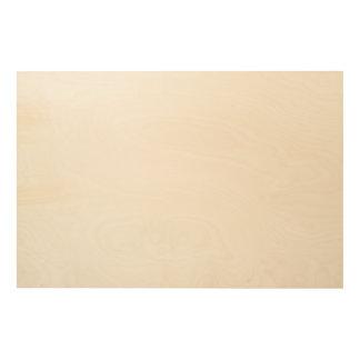 Impressão Em Madeira Canvas feitas sob encomenda da madeira 36x24