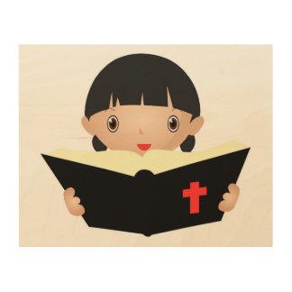 IMPRESSÃO EM MADEIRA ESTUDO DA BÍBLIA
