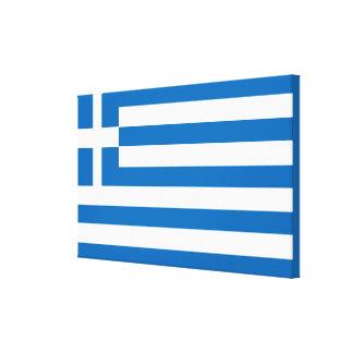 Impressão Em Tela A bandeira nacional da piscina
