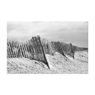 Impressão Em Tela A cerca da duna
