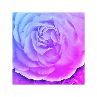 Impressão Em Tela A florescência perfeita aumentou