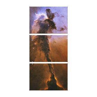 Impressão Em Tela A NASA atada fada da criatura da nebulosa de Eagle