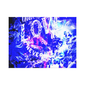 Impressão Em Tela A noite Amethyst de Yule sonha esses que nos amam
