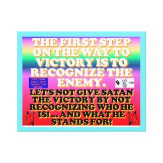 Impressão Em Tela A primeira etapa na maneira à vitória