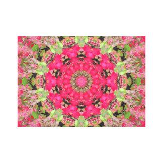 Impressão Em Tela Abstrato 888