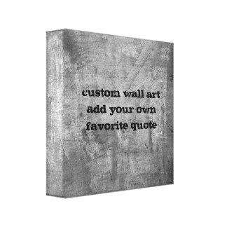 Impressão Em Tela adicione suas cinzas feitas sob encomenda do