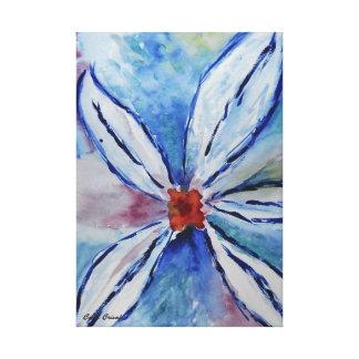 Impressão Em Tela Algum tipo da flor
