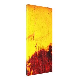 Impressão Em Tela Âmbar vertical