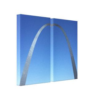 Impressão Em Tela Arco da entrada