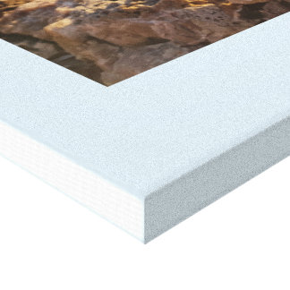 Impressão Em Tela arquivo de pedra ao lado do mar