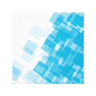 Impressão Em Tela Arte do cubo