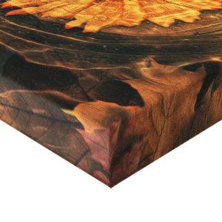 Impressão Em Tela Arte do girassol