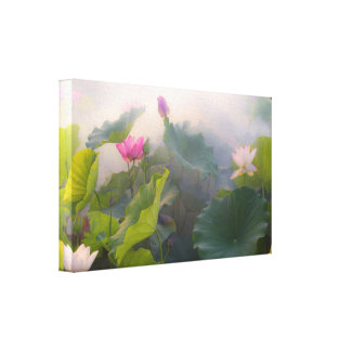 Impressão Em Tela Arte fotográfica -1 do Fairyland de Lotus