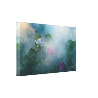 Impressão Em Tela Arte fotográfica -2 do Fairyland de Lotus
