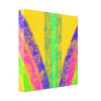 Impressão Em Tela Arte original abstrata