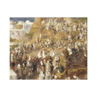 Impressão Em Tela Auguste Renoir - a mesquita
