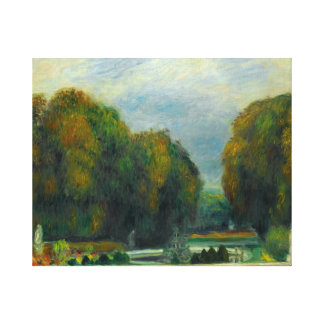 Impressão Em Tela Auguste Renoir - Versalhes