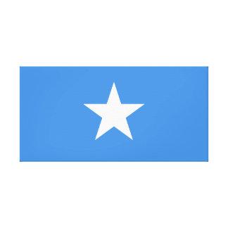 Impressão Em Tela Bandeira nacional do mundo de Somália