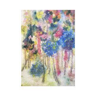 Impressão Em Tela 'Bouquet selvagem