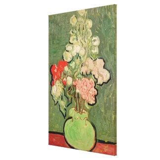 Impressão Em Tela Buquê das flores, 1890 de Vincent van Gogh |
