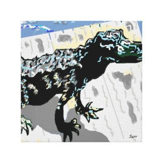 Impressão Em Tela bySarr original do trabalho/impressões de arte