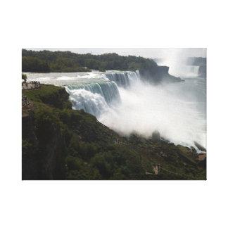 Impressão Em Tela Cachoeira