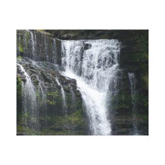 Impressão Em Tela Cachoeiras de Cummins