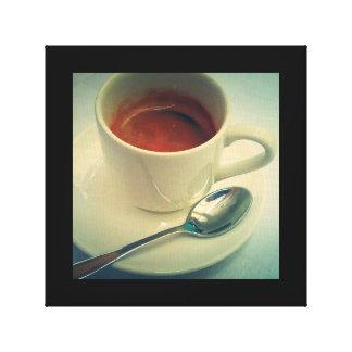 Impressão Em Tela Café cubano